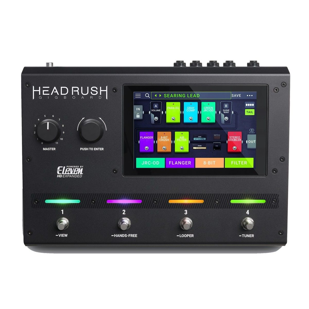 Процессор HeadRush Gigboard